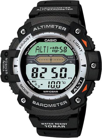 Часы Наручные CASIO SGW-300H-1A