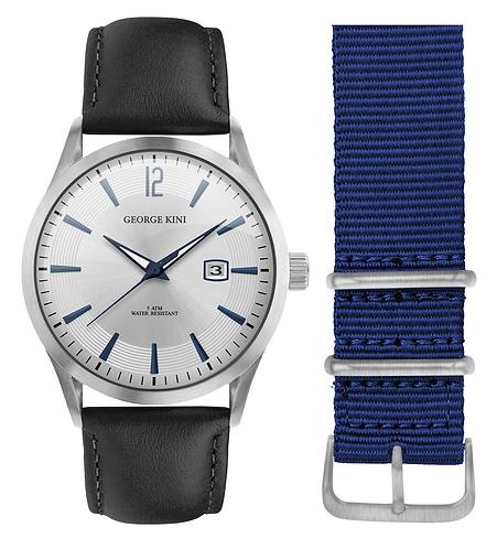 Часы Наручные GEORGE KINI GK.41.1.1S.1BU.1.2.0