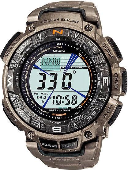 Часы Наручные CASIO PRG-240T-7E