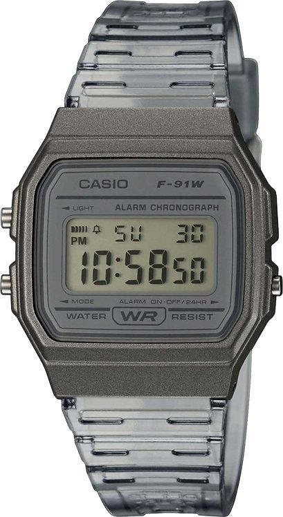 Часы Наручные CASIO F-91WS-8E