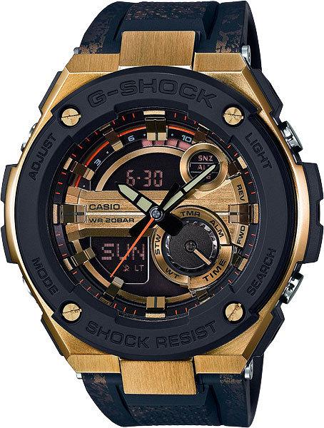 Часы Наручные CASIO GST-200CP-9A