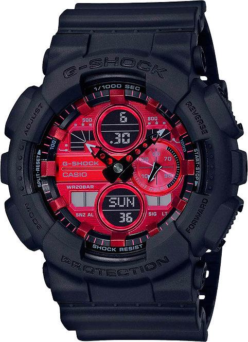 Часы Наручные CASIO GA-140AR-1A