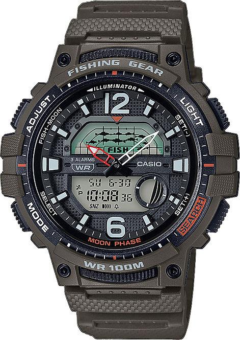 Часы Наручные CASIO WSC-1250H-3A