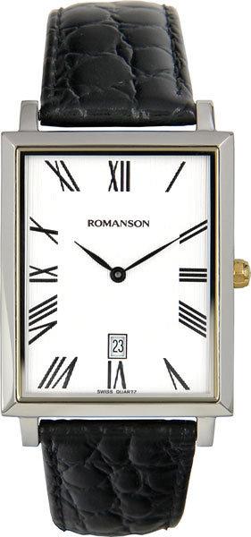 Часы Наручные ROMANSON TL 6522C MC(WH)