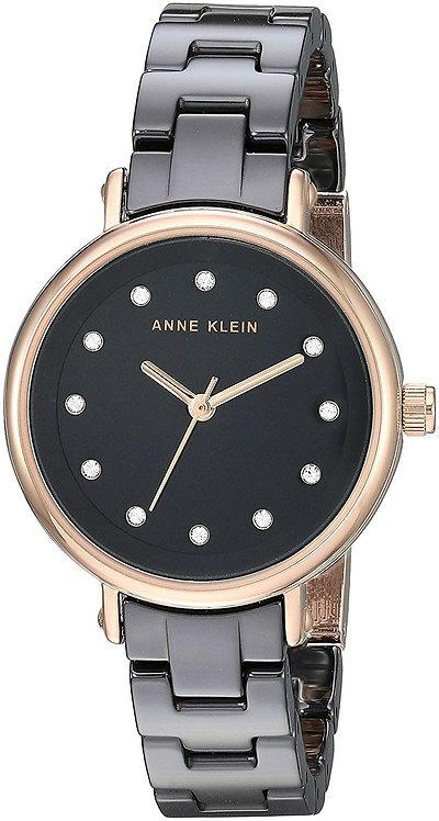 Часы Наручные ANNE KLEIN AK 3312 BKRG