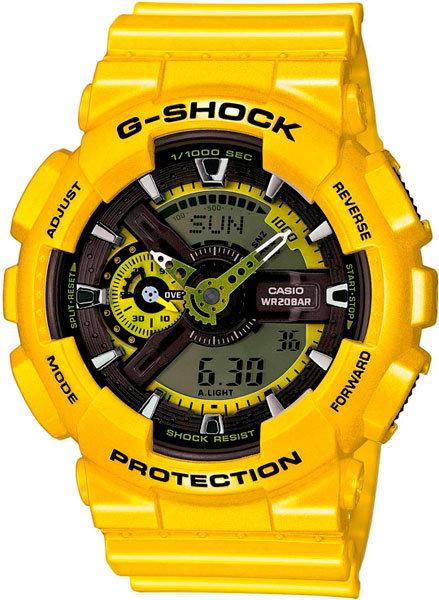 Часы Наручные CASIO GA-110NM-9A