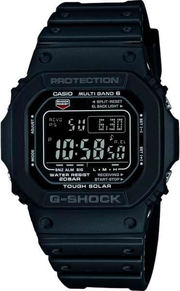 Часы Наручные CASIO GW-M5610-1B