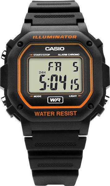 Часы Наручные CASIO F-108WH-8A2