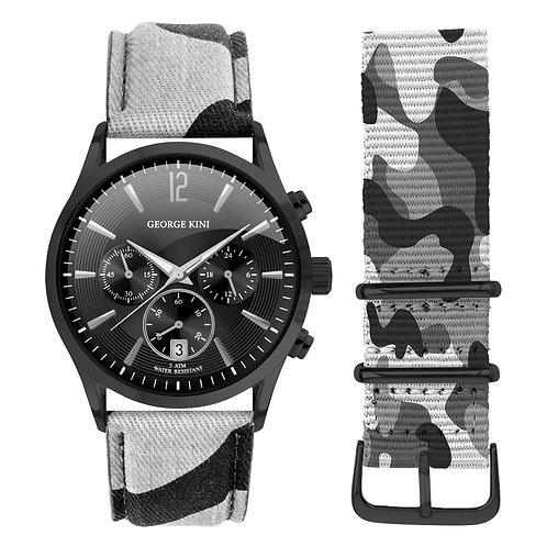 Часы Наручные GEORGE KINI GK.17.B.2S.4.1.0
