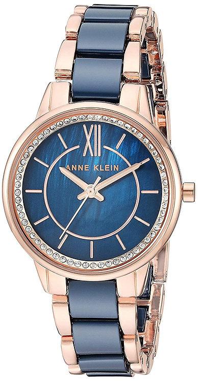 Часы Наручные ANNE KLEIN AK 3344 NVRG
