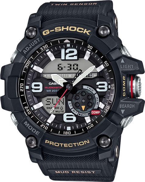 Часы Наручные CASIO GG-1000-1A
