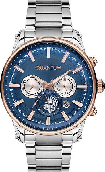 Часы Наручные QUANTUM ADG669.590