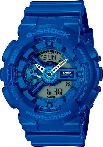 Часы Наручные CASIO GA-110BC-2A