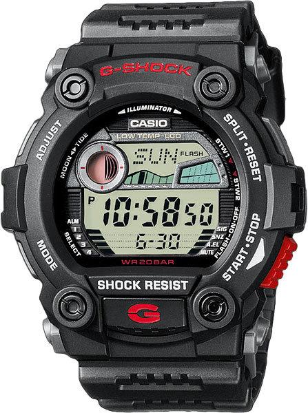 Часы Наручные CASIO G-7900-1E