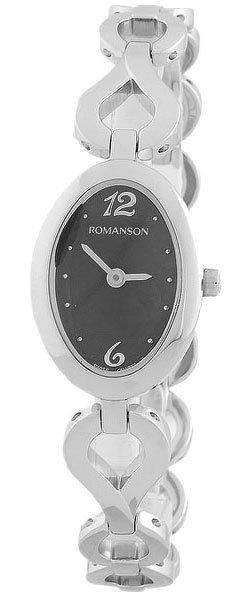 Часы Наручные ROMANSON RM 9239 LW(BK)