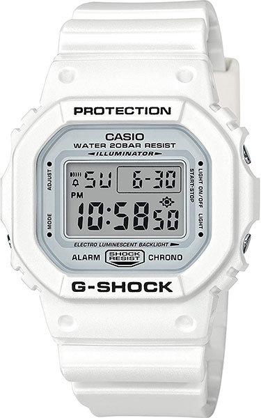 Часы Наручные CASIO DW-5600MW-7E
