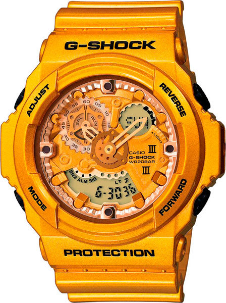 Часы Наручные CASIO GA-300GD-9A