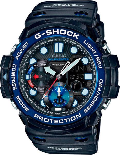 Часы Наручные CASIO GN-1000B-1A