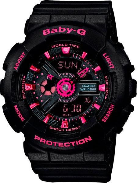 Часы Наручные CASIO BA-111-1A