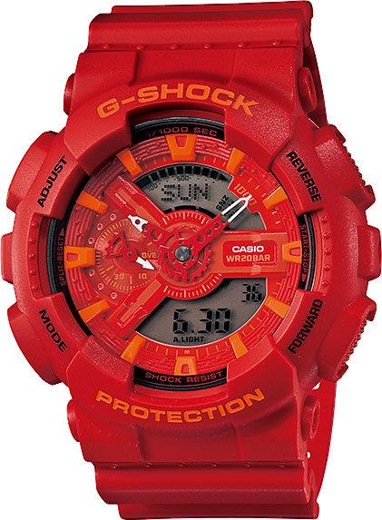 Часы Наручные CASIO GA-110AC-4A
