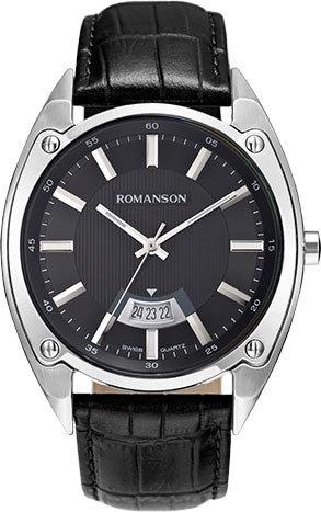 Часы Наручные ROMANSON TL 6A20M MW(BK)