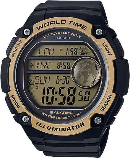 Часы Наручные CASIO AE-3000W-9A