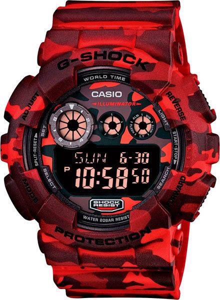 Часы Наручные CASIO GD-120CM-4E
