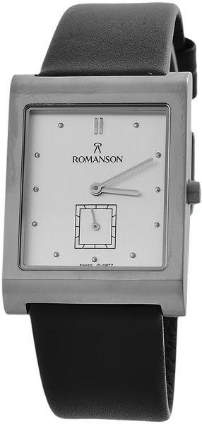 Часы Наручные ROMANSON DL 0581H MW(WH)