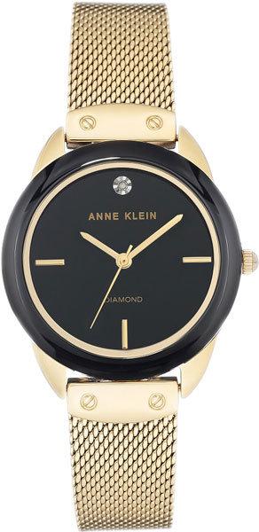 Часы Наручные ANNE KLEIN AK 3258 BKGB