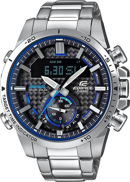 Часы Наручные CASIO ECB-800D-1A