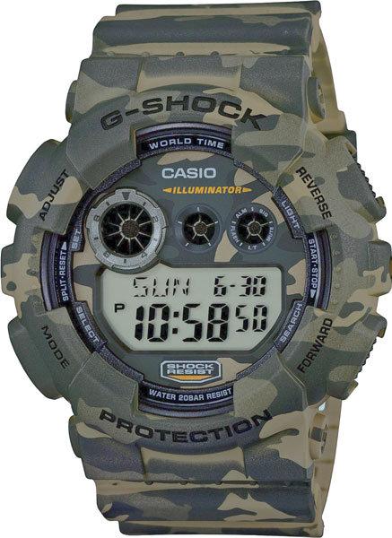 Часы Наручные CASIO GD-120CM-5E