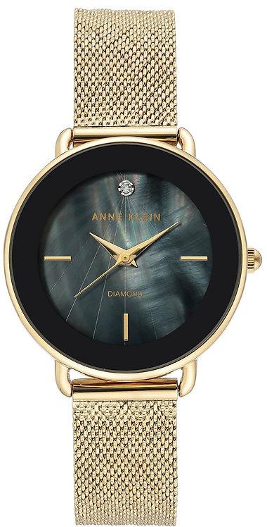 Часы Наручные ANNE KLEIN AK 3686 BKGB