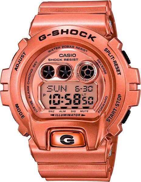 Часы Наручные CASIO GD-X6900GD-9E