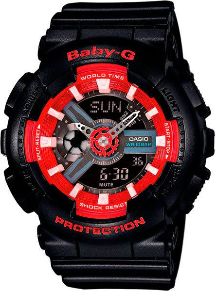 Часы Наручные CASIO BA-110SN-1A