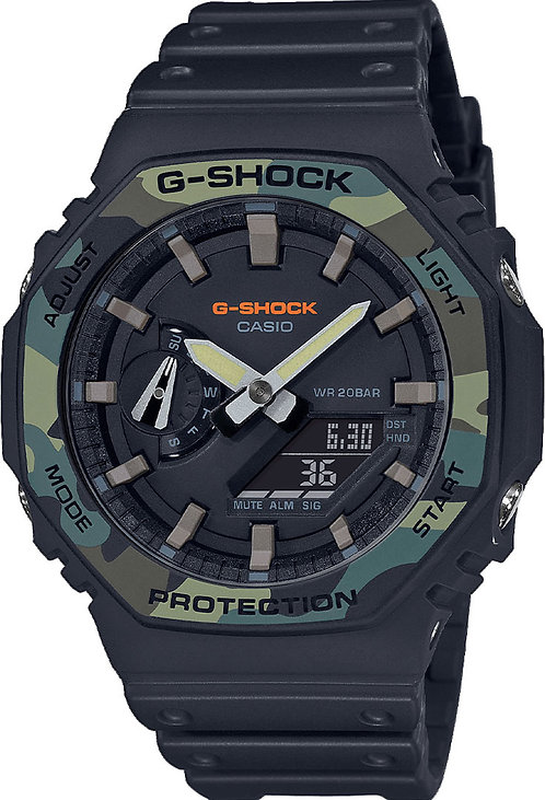 Часы Наручные CASIO GA-2100SU-1A