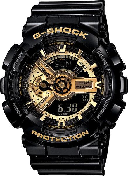 Часы Наручные CASIO GA-110GB-1A