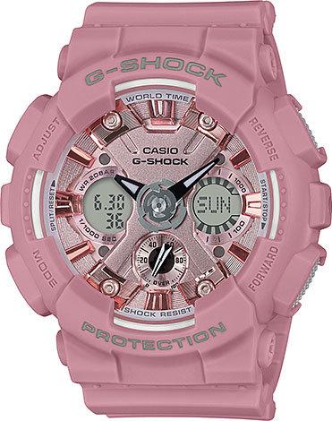Часы Наручные CASIO GMA-S120DP-4A