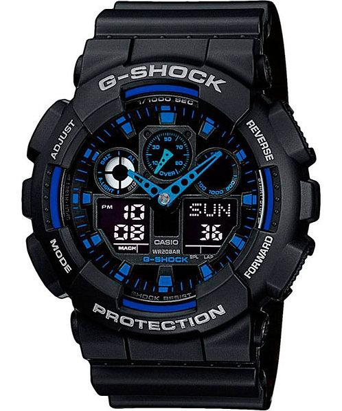 Часы Наручные CASIO GA-100-1A2