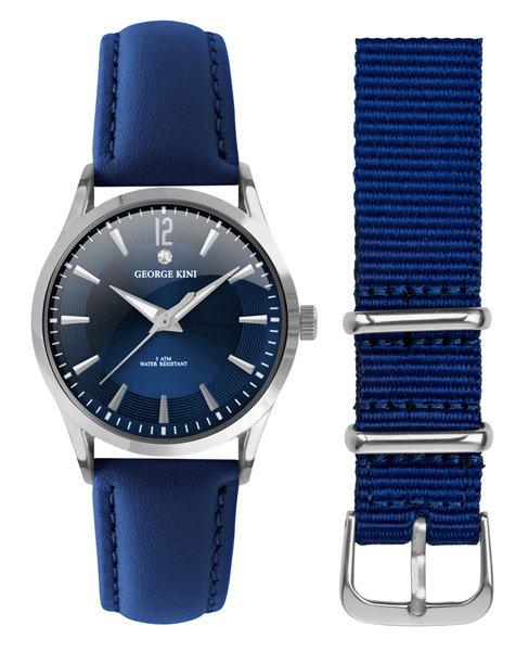 Часы Наручные GEORGE KINI GK.23.1.3S.17