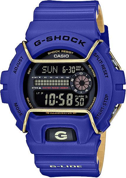 Часы Наручные CASIO GLS-6900-2E