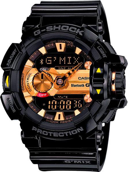 Часы Наручные CASIO GBA-400-1A9
