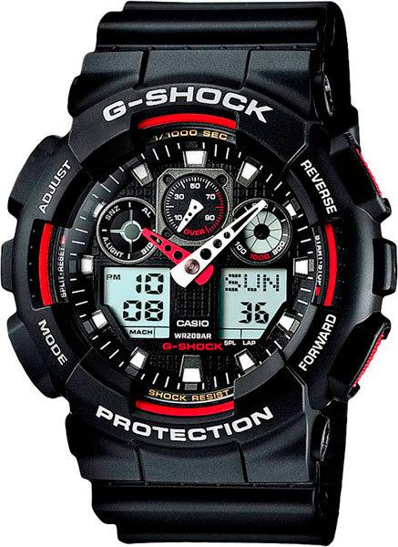 Часы Наручные CASIO GA-100-1A4