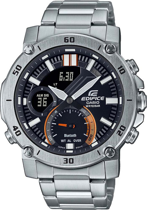 Часы Наручные CASIO ECB-20D-1A