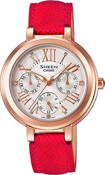 Часы Наручные CASIO SHE-3034GL-7B