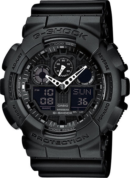 Часы Наручные CASIO GA-100-1A1