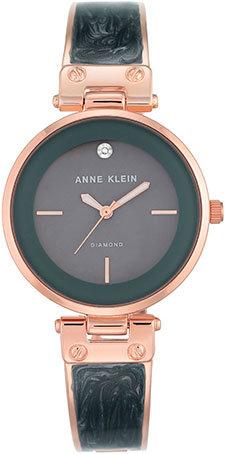 Часы Наручные ANNE KLEIN AK 2512 GYRG