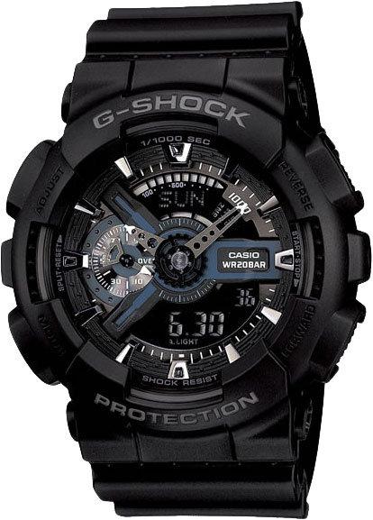 Часы Наручные CASIO GA-110-1B