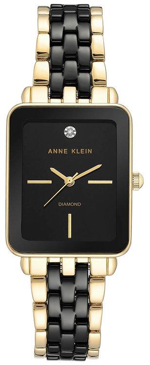 Часы Наручные ANNE KLEIN AK 3668 BKGB