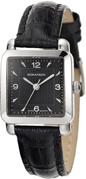 Часы Наручные ROMANSON TL 1579D LW(BK)