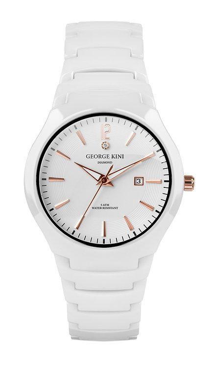 Часы Наручные GEORGE KINI GK.36.10.2W.1R.7.1.0